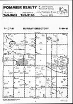 Map Image 010, Murray County 1990