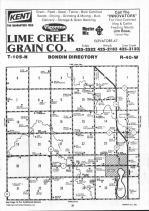 Map Image 011, Murray County 1990