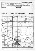 Map Image 026, Murray County 1990