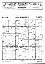 Map Image 039, Murray County 1990