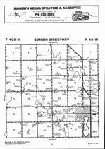 Map Image 011, Murray County 1991
