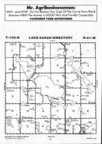 Map Image 034, Murray County 1991