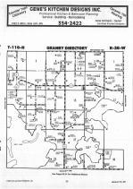 Map Image 001, Nicollet County 1987