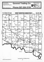 Map Image 003, Nicollet County 1987