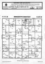 Map Image 021, Nicollet County 1987