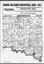 Map Image 002, Nicollet County 1989