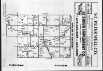 Map Image 007, Nicollet County 1989