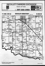 Map Image 033, Nicollet County 1989