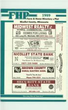 Title Page, Nicollet County 1989