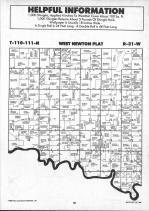 Map Image 002, Nicollet County 1991