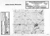 Index Map, Nobles County 1987
