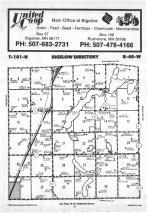 Map Image 005, Nobles County 1987