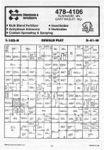 Map Image 011, Nobles County 1987