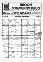 Map Image 012, Nobles County 1987