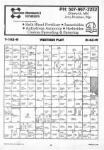 Map Image 014, Nobles County 1987