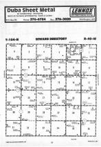 Map Image 020, Nobles County 1987