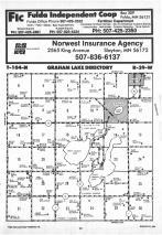Map Image 021, Nobles County 1987