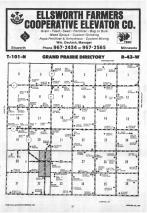 Map Image 025, Nobles County 1987