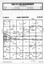 Map Image 028, Nobles County 1987