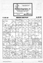 Map Image 031, Nobles County 1987