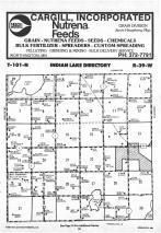 Map Image 033, Nobles County 1987