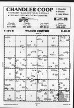 Map Image 003, Nobles County 1989