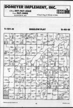 Map Image 005, Nobles County 1989