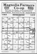 Map Image 006, Nobles County 1989