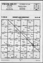Map Image 010, Nobles County 1989