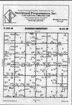 Map Image 018, Nobles County 1989