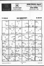 Map Image 019, Nobles County 1989