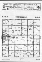 Map Image 022, Nobles County 1989