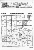 Map Image 023, Nobles County 1989