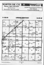 Map Image 026, Nobles County 1989