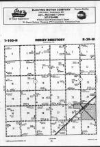 Map Image 031, Nobles County 1989