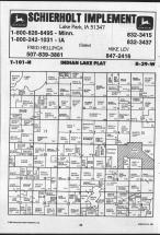 Map Image 033, Nobles County 1989