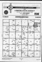 Map Image 034, Nobles County 1989