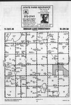 Map Image 035, Nobles County 1989