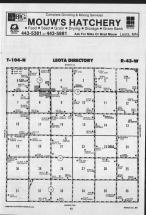 Map Image 038, Nobles County 1989