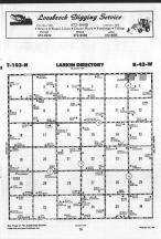 Map Image 039, Nobles County 1989