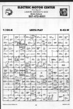 Map Image 040, Nobles County 1989
