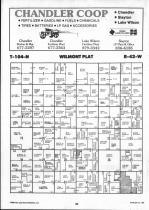 Map Image 004, Nobles County 1990