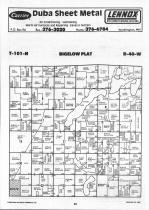 Map Image 005, Nobles County 1990