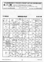 Map Image 013, Nobles County 1990