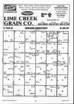 Map Image 014, Nobles County 1990