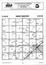 Map Image 023, Nobles County 1990