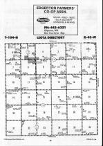 Map Image 030, Nobles County 1990