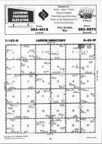 Map Image 031, Nobles County 1990
