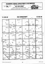 Map Image 035, Nobles County 1990