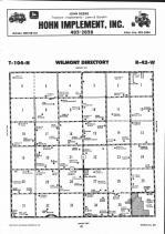 Map Image 003, Nobles County 1991